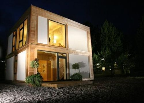 Modcell Prefab Homes An Alternative Building System