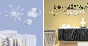 Modern Wall Stickers from Acte Deco