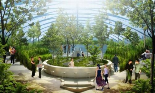 Physalia, A Huge Floating Garden By Vincent Callebaut2