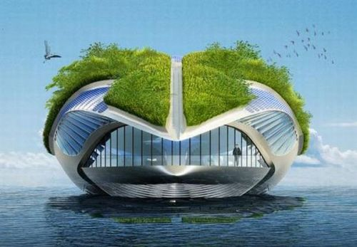 Physalia, A Huge Floating Garden by Vincent Callebaut6