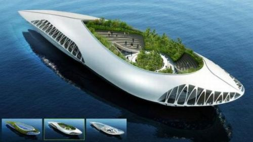 Physalia, A Huge Floating Garden by Vincent Callebaut7