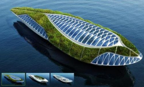 Physalia, A Huge Floating Garden by Vincent Callebaut8