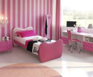 Using Pink To Decorate Your Kid's Bedroom – 15 Design Ideas