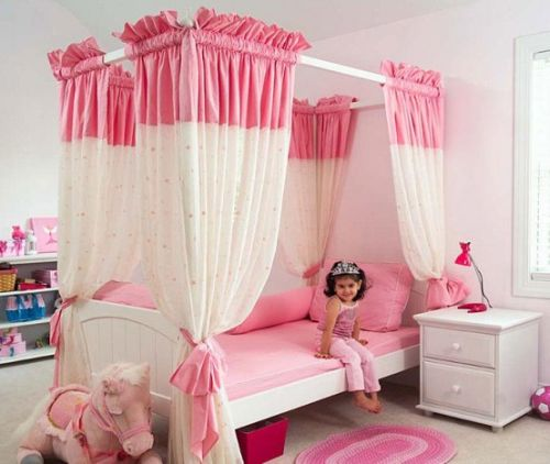 Using Pink To Decorate Your Kid S Bedroom 15 Design Ideas