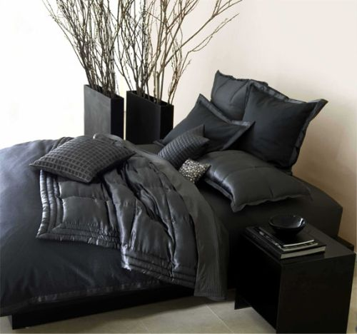 Platinum Ash Luxury Bedding Collection From Donna Karan