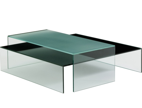 Pool Glass Coffee Table by Bensen2