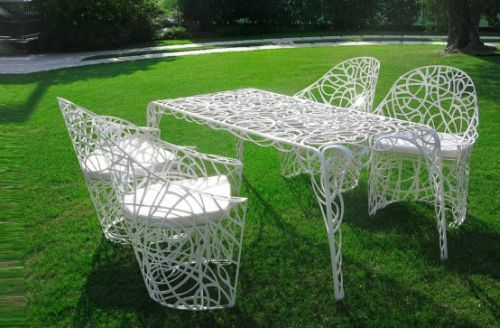Radici Outdoor Furniture by De Castelli