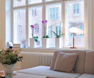 Sleek And Beautiful Apartment In Sweden - Sleek-and-beautiful-apartment-in-sweden
