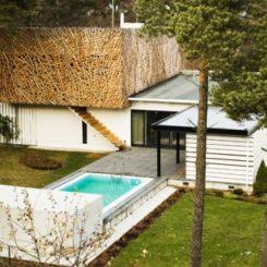 Suurupi House Extension By Architektid Muru U0026 Pere