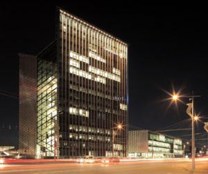 Parasite Office In Moscow By Za Bor Architects