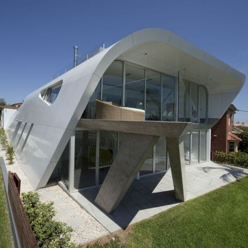The Moebius House by Tony Owen Partners3