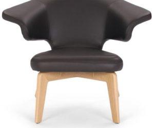 The Munich Lounge Chair by Sauerbruch Hutton