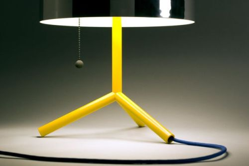 The Spun Table Lamp by Jonah Takagi2