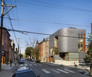 Unusual Split-Level House in Philadelphia