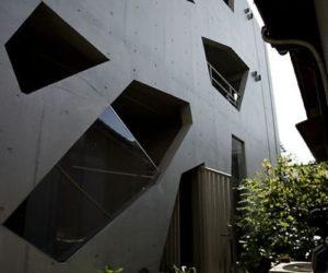 Architecture design in Kyoto, Japan