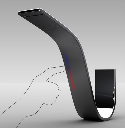 Bathroom Fixtures With Touch Sensor