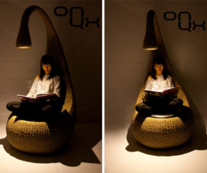 ... Bulb Chair By Gaëtan Van De Wyer