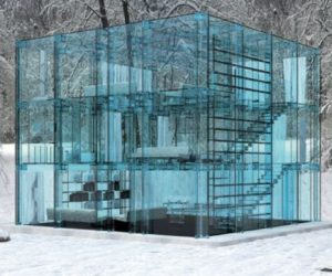 Concept Glass Home by Santambrogiomilao