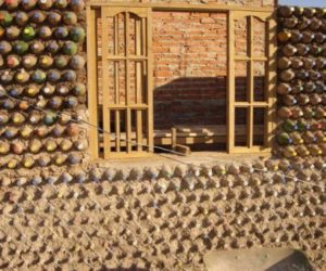 Awesome Bottle House on toothpick house designs, box house designs, wooden doll house designs, birdhouse house designs, glass house designs, playing card house designs, miniature house designs, pump house designs, boxcar house designs, tube house designs,
