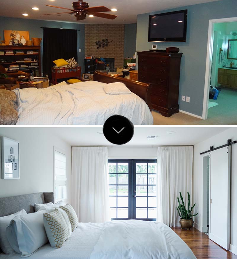 5 Inspiring Bedroom Makeovers With A Small Budget