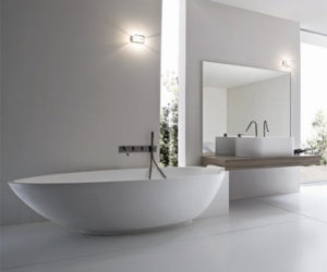 Vela bathroom collection by Rexa