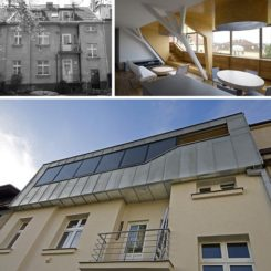 The latest comeback of the mansard roof and its unusual for Hip roof advantages and disadvantages