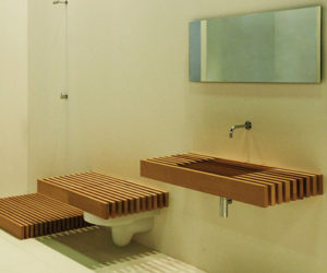 one bathroom collection by rapsel