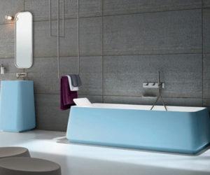 Attractive Opus Contemporary Bathroom Ensemble By Rexa Idea