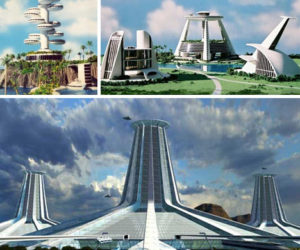 The Utopian Sea Cities of Our Future?