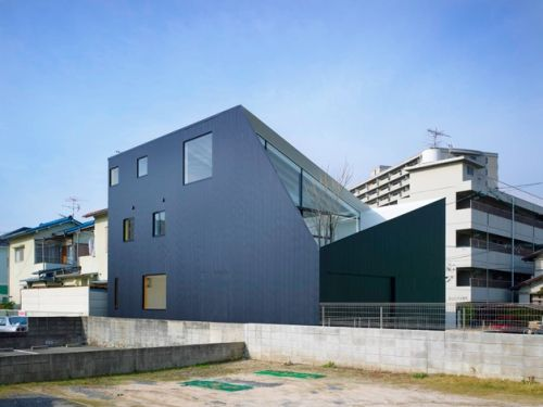 Wrap House By Japanese Architects From Future Studio Pictures