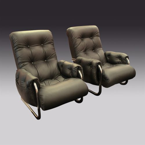 Comfortable armchairs