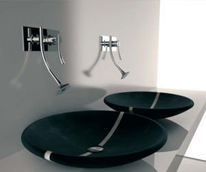 Spectacular Bathroom Faucets By Octopus Design Munich · Modern Eden Bathroom  Fixtures By Bandini