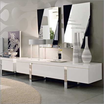 Calligaris Seattle Storage Cupboard With Four Doors - Calligaris-seattle-storage-cupboard-with-four-doors