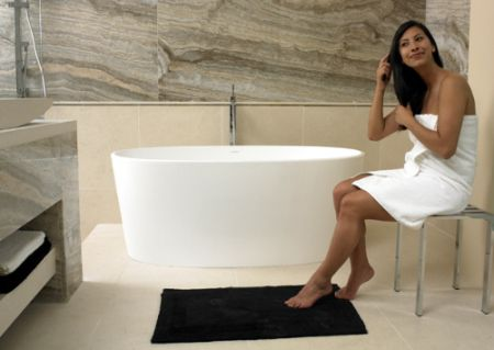 Add Luxury To The Bathing