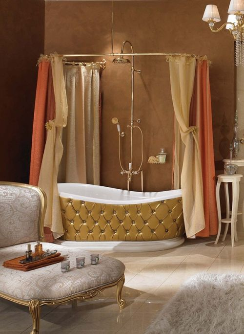 High Quality Lineatre Bathroom Gold 2 Awesome Design