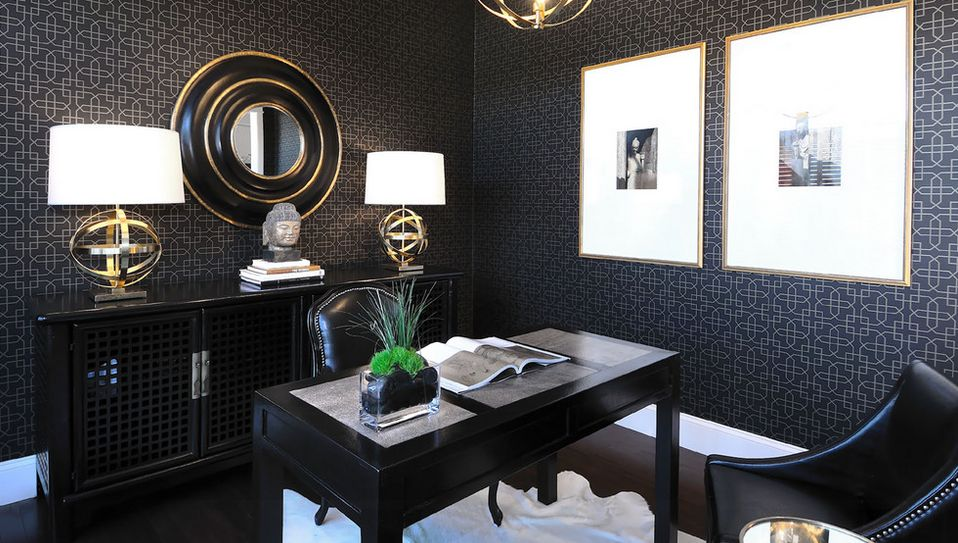 How To Decorate With Golden Accents