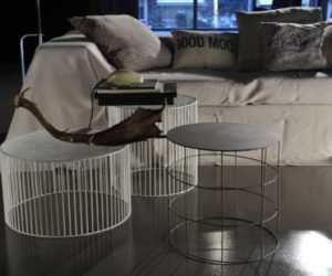 Iron Coffee Tables from Antonino Sciortino