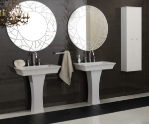 Elegant Vintage Bathroom Suites by Regia