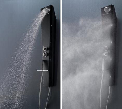 Modern Shower System By Samo