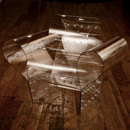 Superb Cool Transparent Chair By Ron Arad Ideas