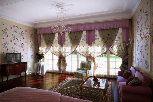 Classic furniture for interior design