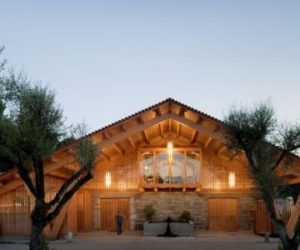 The redesigned Adega Casa da Torre winery, now more charming than ever