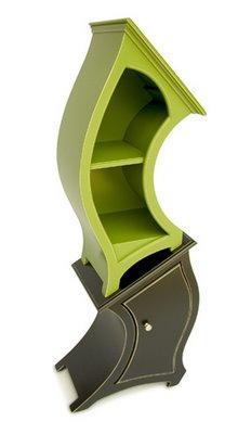 Interesting Furniture unique curved pieces of furniture