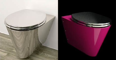 Stylish toilets that fits your bathroom
