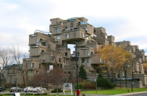 Stability and innovation represented in an unusual manner in Montreal