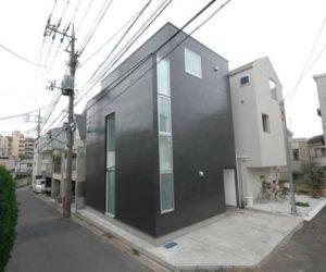 Single family residence in Setagaya-ku, Tokyo