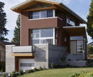 Seward Park Residence by Balance Associates