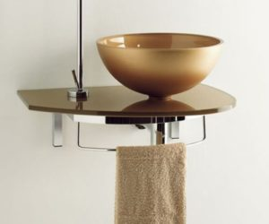 Unik Glamour Washbasin from Lasaidea