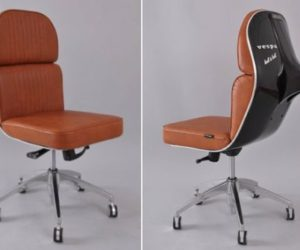 Vespa Chairs by bel&bel