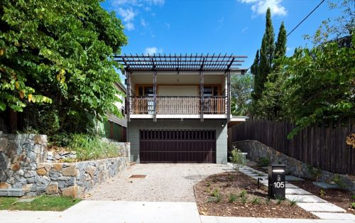 Hill End EcoHouse In Brisbane Australia